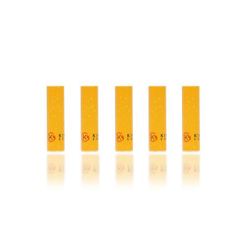 5 Disposable KiwiCig Cartridges