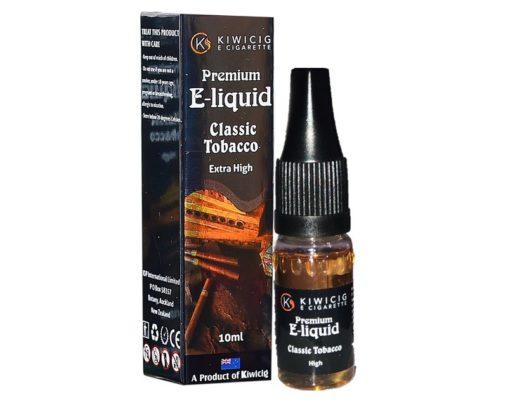 Premium E-Liquid Classic Tobacco Extra High strength