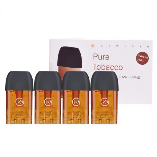 Disposable Pure Tobacco Cartridges for KiwiPod N1