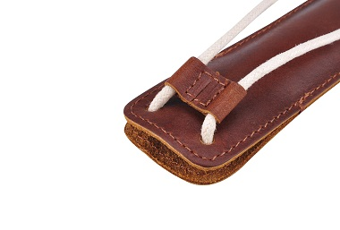 A Leather pouch for KiwiPod N1