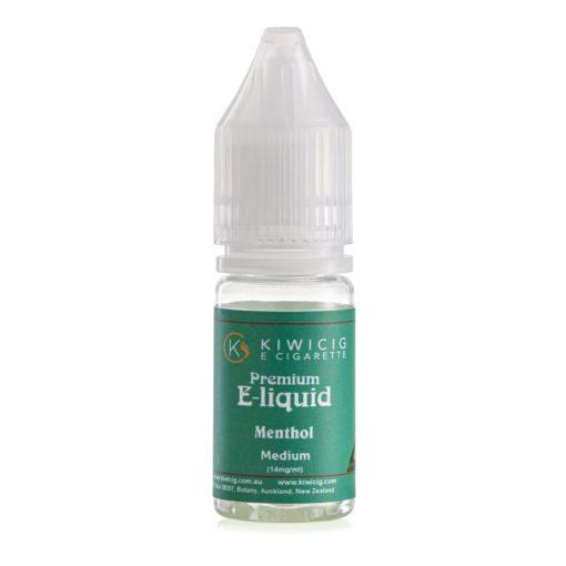Green Premium Menthol Flavoured E-Juice
