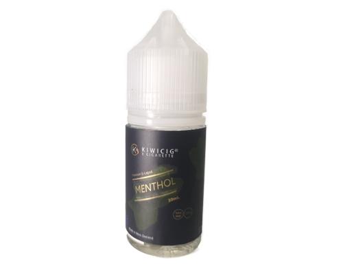 Refreshing menthol E-Liquid