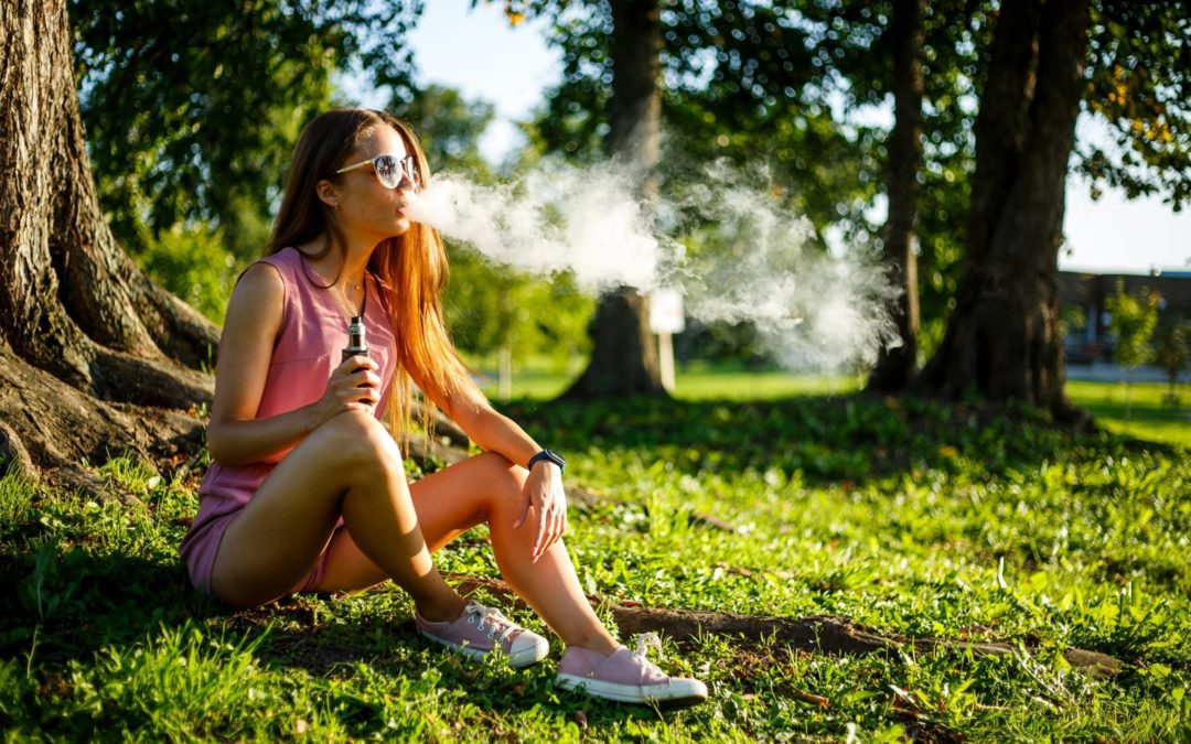 Which Kind of Vaper Are You?