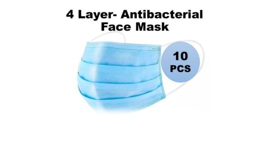 Face Mask 10pcs