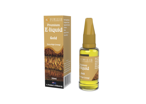 Gold tobacco E-Liquid -24mg
